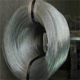 Alambre de acero galvanizado fuerza de alta resistencia en el tambor de madera 1.57mm-5.00m m