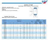 둥근 보통 방위 (GEBJ16C/GX 16 SW/GE 16 PW/GEK 16 T/제트기 16 SW)