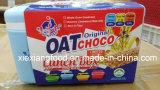Marca de fábrica de Choco-Twinfish de la avena de la caja del almuerzo