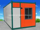 Gut entworfenes bequemes vorfabriziertes/Fertighaus, das bewegliches Haus faltet