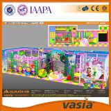 Süßigkeit-Thema-Spiel-Geräten-Innenspielplatz (VS1-160415-160A-33A)