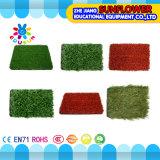 Спортивная площадка справляясь половые коврики искусственного детсада травы искусственние (XYH-13140-4)