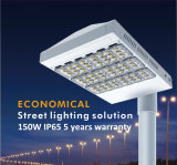 IP65 150W LED Outdoor Street Light con 5 Years Warranty (QH-LD3C-150W)