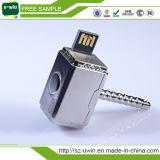 USB 4GB Pendrive (uwin-311) del mecanismo impulsor de la pluma de la promoción