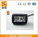 El Ce aprobó luz de trabajo barata de 3 '' 9W la mini LED para el coche ATV UTV