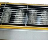 Seis quemadores del asador Ambiental (gas) Et-K233 / K233-Et-B