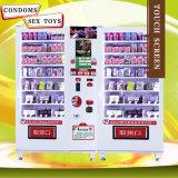 夫および妻のための情熱のコンドームの自動販売機