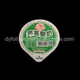 Export-Verpacken- der LebensmittelAluminiumfolie-Kappe mit FDA