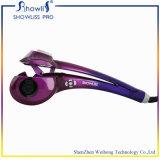 Encrespador de cabelo cerâmico do equipamento do salão de beleza do cabelo de 2016 profissionais
