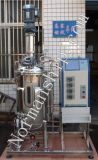 El tanque sanitario de la fermentadora del acero inoxidable
