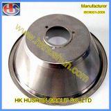 304のステンレス鋼の深いデッサンの円形の押す部品(HS-SM-025)