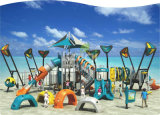 Kaiqi bunte Sesegeln-Serien-großer im Freienspielplatz mit verschiedenem Acctivities