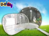 1.00mmイベントのための透過PVC明確で膨脹可能な芝生のテント