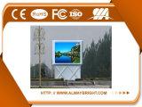 높은 광도 광고를 위한 옥외 P6 풀 컬러 발광 다이오드 표시