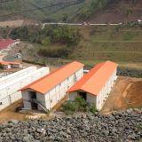 Chambre modulaire préfabriquée de récipient pour le camp/logement d'exploitation avec la cuisine/bureau/toilette