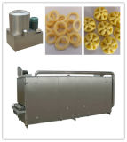 Tipos diferentes da maquinaria do petisco do sopro