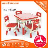 Muebles educativos del sitio de estudio de los niños del equipo de la mejor venta