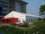 屋外の高品質のゆとりのスパン白いPVC玄関ひさしの結婚式のテント