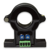 Détecteur à effet Hall démontable de capteur actuel de faisceau fendu pour la mesure de contrôleur de moteur