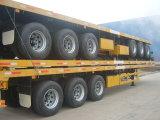 Cimc 40FT de Vrachtwagen van de Aanhangwagen van de Oplegger van de Container 3axles