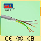 300/500V Liycy pvc Flexible Shielded Cable