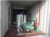 10t в Containerized днем машину льда хлопь