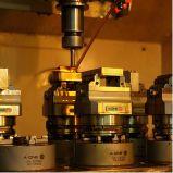 기본 격판덮개를 가진 CNC 단 하나 수동 물림쇠
