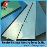 Vidrio de flotador grueso del color de la alta calidad 3-19m m/vidrio reflexivo azul, verde, de bronce para el vidrio del edificio