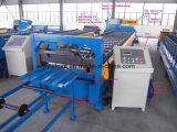 Glasiert Roofing die Blatt-Rolle, die Maschinerie für Metallgewölbtes Dach-Panel bildet