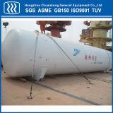 Tanque de gás criogênico do CO2 do argônio do nitrogênio líquido