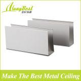 Techo de aluminio suspendido incombustible del bafle de Foshan