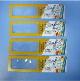 Folha de aumento de PVC de 140 * 38m promocional com fita (HW-801)