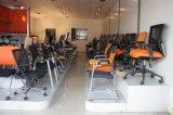 Moderner Büro-Leder-Schwenker-Aluminiummanager-Stuhl (RFT-B2005)