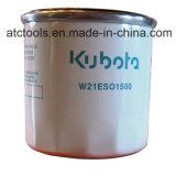 Paseo de Kubota en el filtro de petróleo del cortacéspedes G2160 Gr1600 Gr2100 G18 G21 W21eso1500