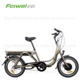 48V高い発電のペダル(TDN03Z)が付いている電気貨物自転車