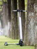 Produit chaud de scooter électrique intelligent se pliant de roue de la fibre 2 de carbone
