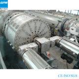 Linha de produção da tubulação do HDPE 16-1200mm dos PP do PE