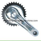 Bicicleta Chainwheel de la alta calidad 46t y manivela para la bici tradicional