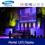 Hohes Innen-RGB Miet-LED Panel der Definition-P2.5