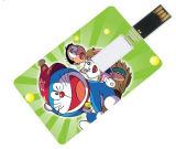 De plastic Bestuurder van de Kaart USB van de Naam van Pendrive van de Stok USB