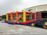 安いInflatable Adult Bouncer、SaleのためのBig Jumping Bouncers Obstacle