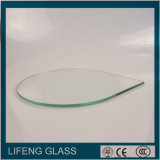 Tempered desobstruído Glass com Beveled Edge para Home Appliance
