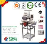 Surtidor automatizado de la máquina del bordado del casquillo y de la camiseta en África Wy1501CS/Wy1201CS