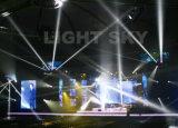 luz profesional de la etapa ligera de la viga 200W