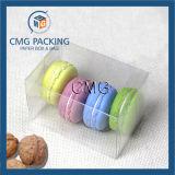 透過プラスチックMacaronsの荷箱(CMG-PVC-029)