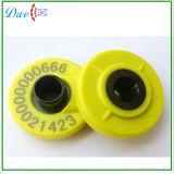 Heiße verkaufen134.2khz ISO11784/11785 Tier-RFID Ohr-Marke