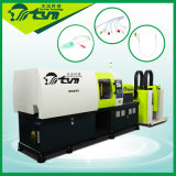Making Medical Component Accessoriesのための水平のLiquid Silicone Rubber Injection Molding Machine