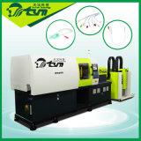 Machine liquide horizontale de moulage par injection en caoutchouc de silicones pour faire les accessoires constitutifs médicaux
