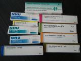 GMPによって証明されるクリーム(1%)、薬剤の薬剤