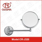Folding fissato al muro Makeup Mirror per Bathroom